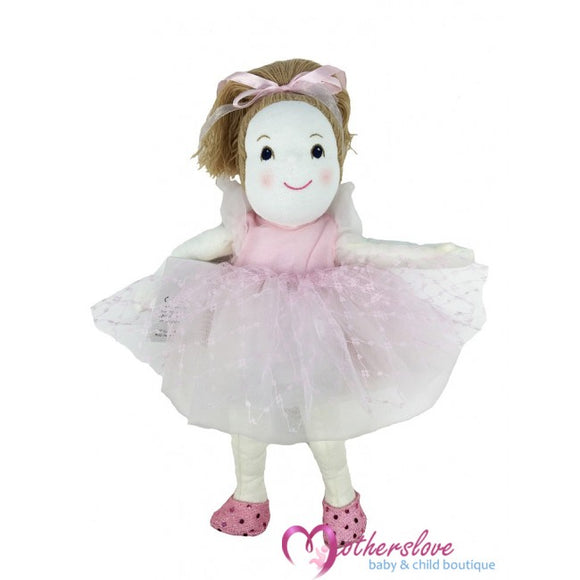Mel and Steff Princess Doll in Pink