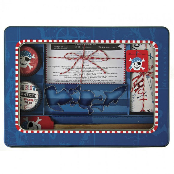 Meri Meri Ahoy There Pirate Baking Gift Set