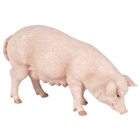 Papo Farmyard Friends - Pink Sow 3Yrs+