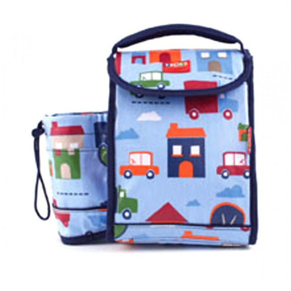 Penny Scallan Big City Insulated Backpack Lunchbox