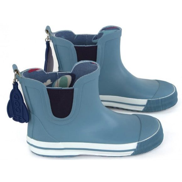 Penny Scallan Space Monkey Gumboots - 2015