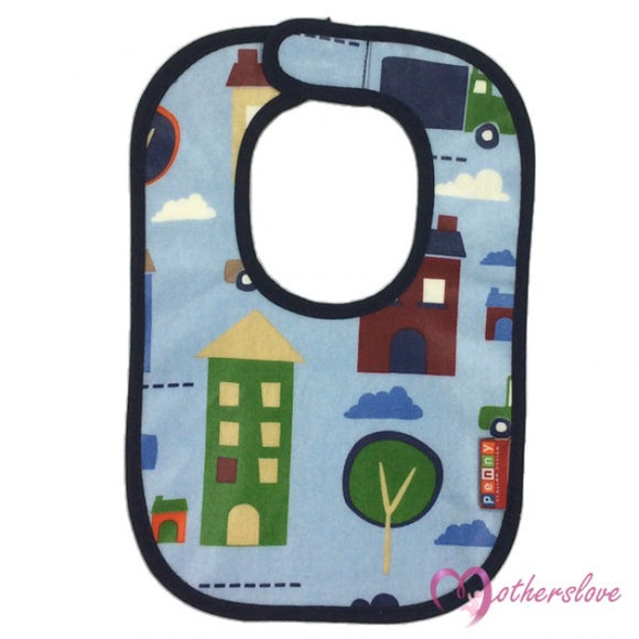 Penny Scallan Big City Baby Bib
