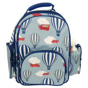 Penny Scallan Hot Air Balloon School Backpack