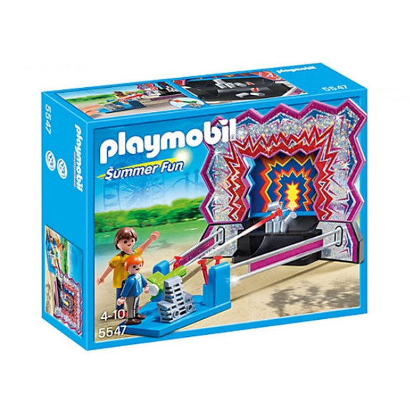 Playmobil Summer Fun - Tin Can Shooting Game Set 5547