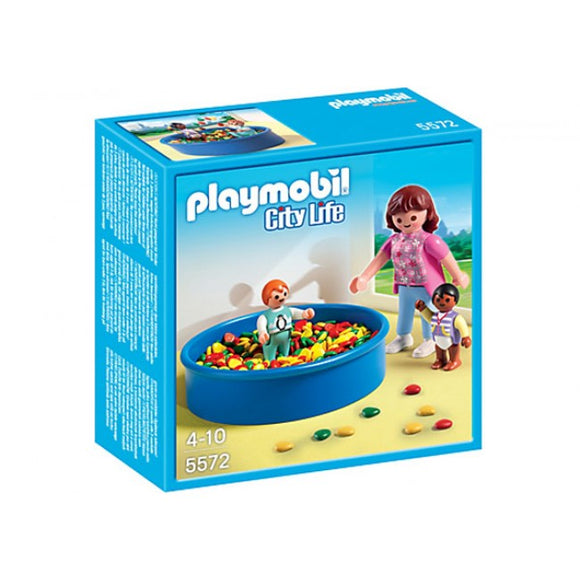 Playmobil City Life Ball Pit Set 5572