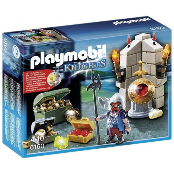 Playmobil Knights - King's Treasure Guard
