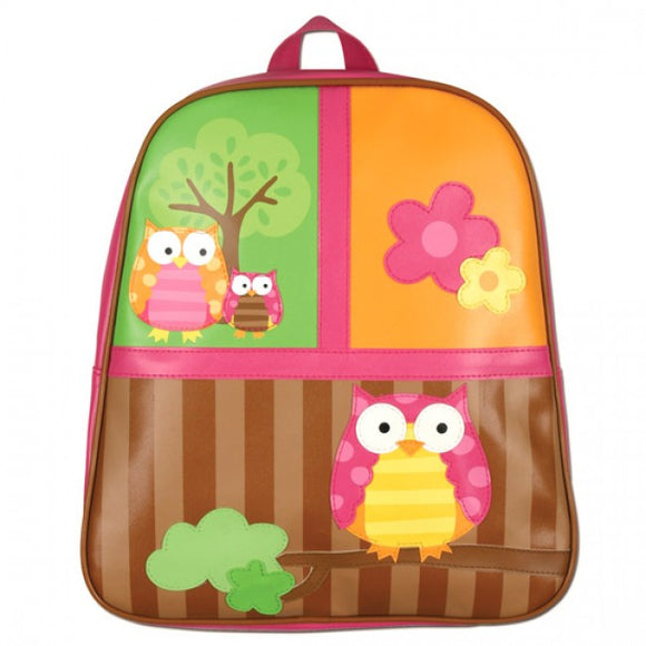 Stephen Joseph Owl Go-Go Kids Backpack