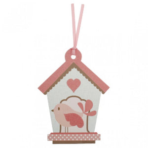 Bird Gift Tag for Little People