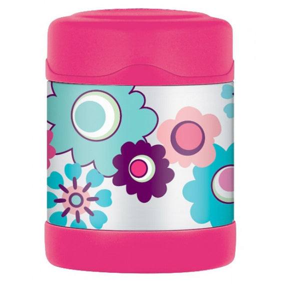 Thermos Funtainer 290ml Food Jar Flower