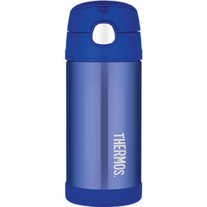 Thermos Funtainer Drink Bottle - Blue