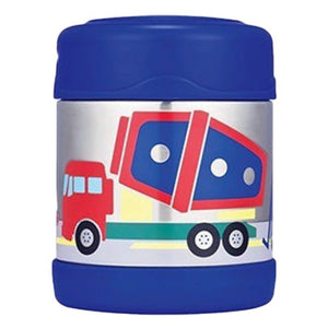 Thermos Funtainer 290ml Food Jar - Construction Vehicles