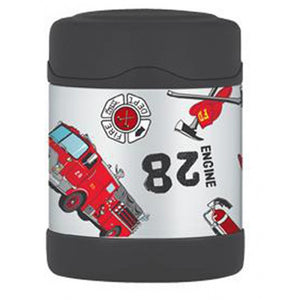 Thermos Funtainer Firetruck Food Jar