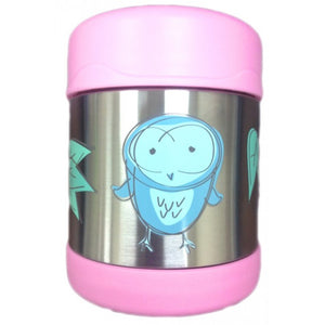 Thermos Funtainer 290ml Food Jar - Pink Owl