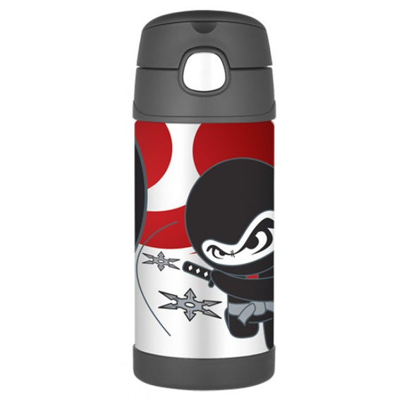 Thermos Funtainer 355ml Drink Bottle - Ninja