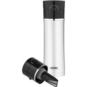 hermos Vacuum Insulated 470ml Drink Bottle With Tea Infuser