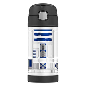Thermos Star Wars Funtainer 355ml Drink Bottle R2D2
