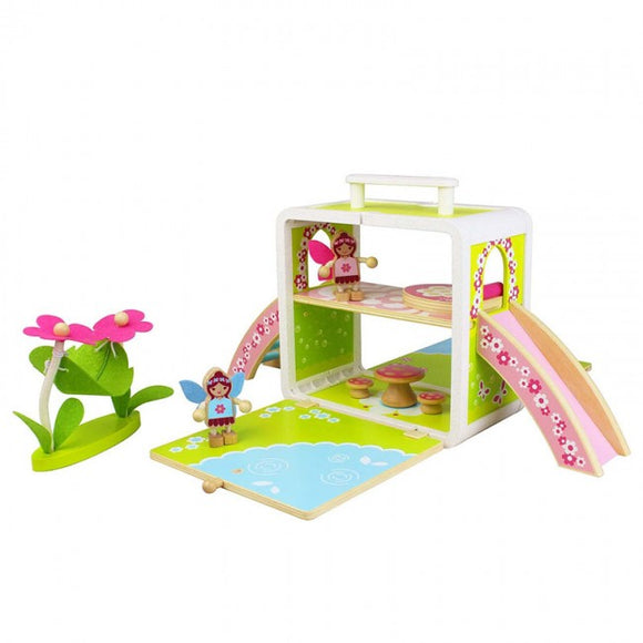 Tiger Tribe Boxset Fairy House