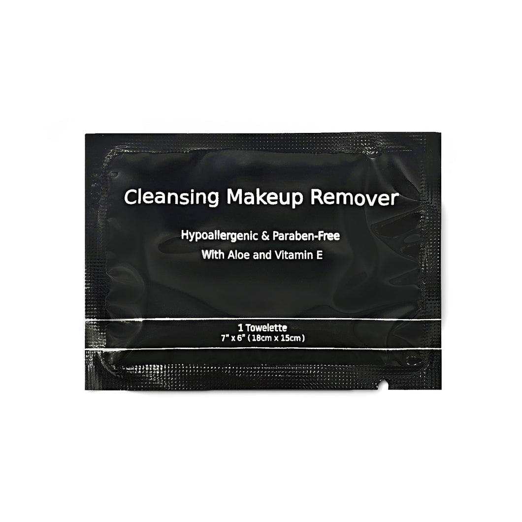 Travel Size Make Up Remover Wipes (2,500 ct.)