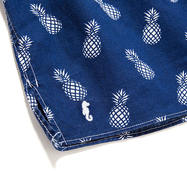 Navy Pineapple