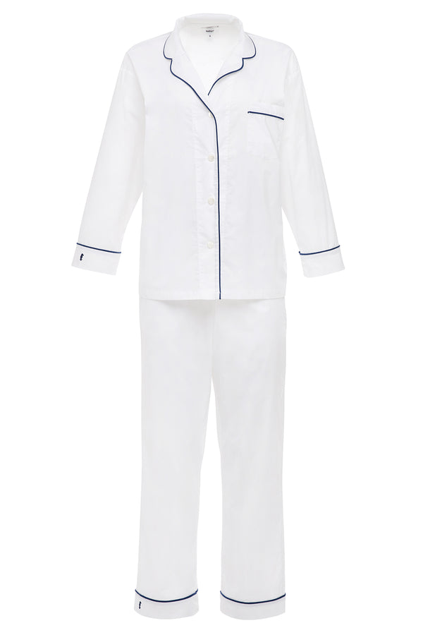 Classic Long Pajama Set - New