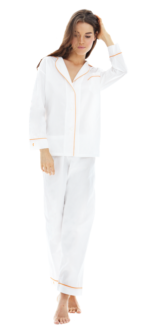 Classic Long Pajama Set