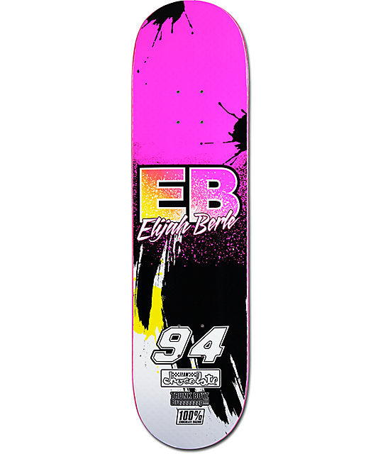 CHOCOLATE Berle Braaap! Deck 8.25