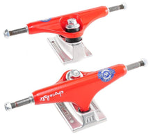 ROYAL X CHOCOLATE PRO TRUCKS RED/RAW - 5.25