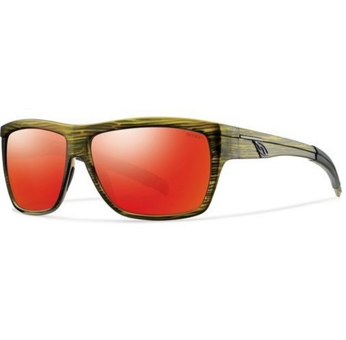 SMITH OPTICS MASTERMIND SUNGLASSES WITH SOL-X LENS