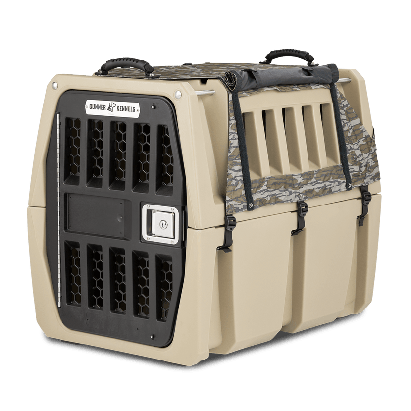 ALL-WEATHER KIT - GUNNER KENNELS - Best Dog Kennels - Crash Tested Dog Crates