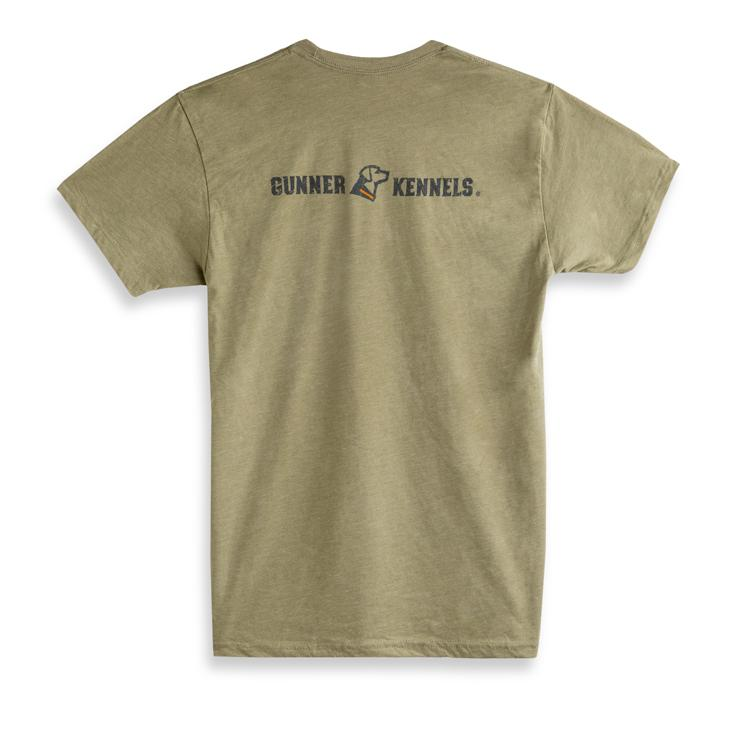 ORIGINAL GUNNER TEE - GUNNER KENNELS - Best Dog Kennels - Crash Tested Dog Crates