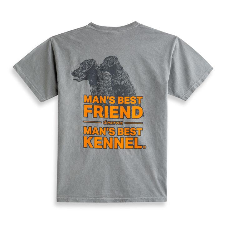THE BULLEIT TEE - GUNNER KENNELS - Best Dog Kennels - Crash Tested Dog Crates