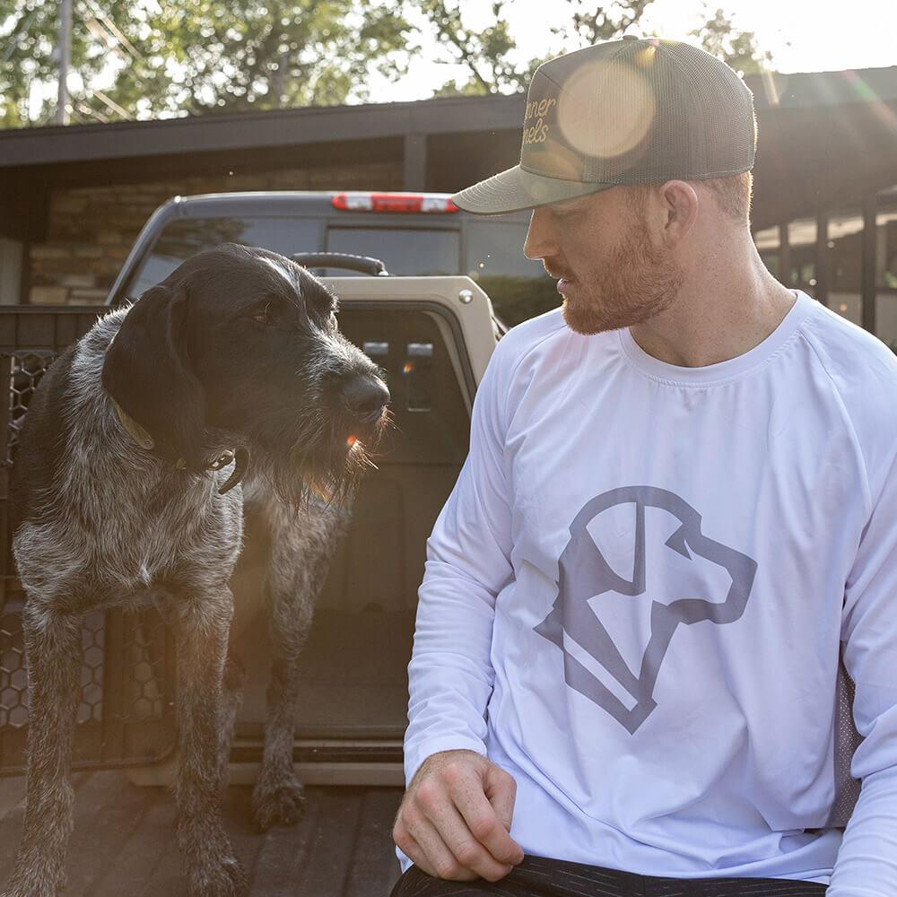 TRAINER TEE - GUNNER KENNELS - Best Dog Kennels - Crash Tested Dog Crates