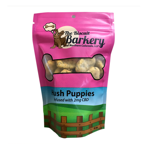 Biscuit Barkery Small Hush Puppies Pumpkin Cookies - Plenty Pharma