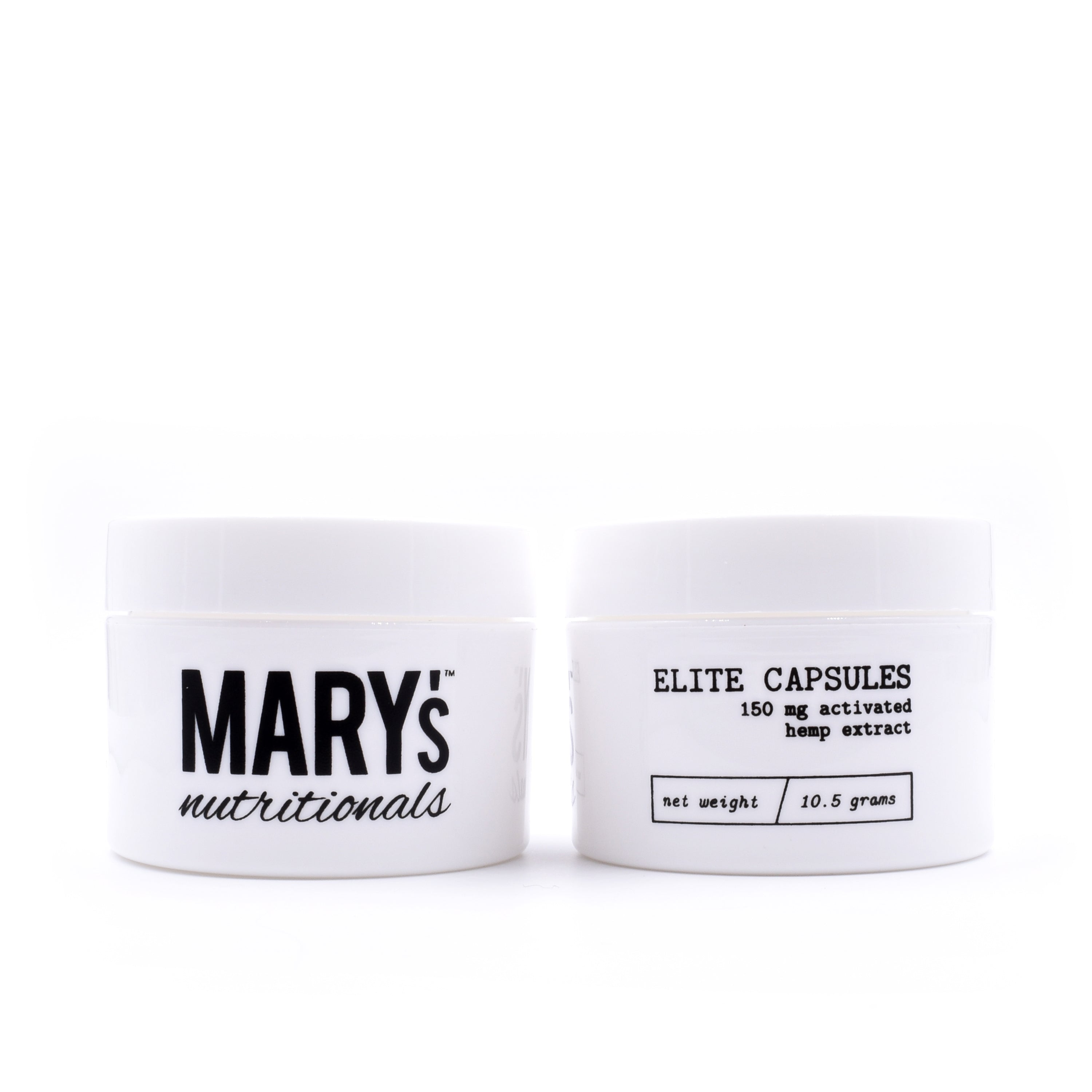 Mary's Elite Capsules - Plenty Pharma