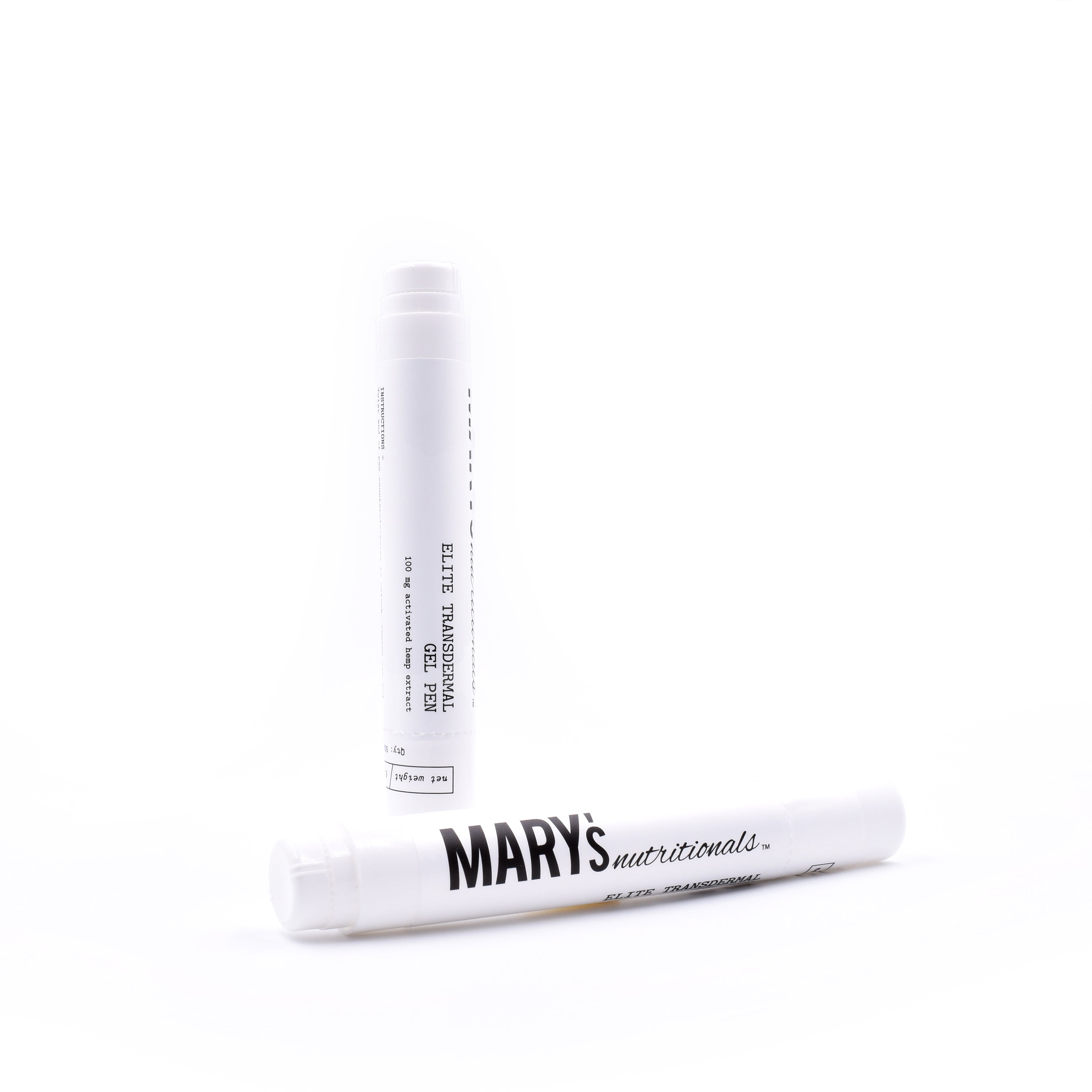 Mary's Elite Gel Pen - Plenty Pharma