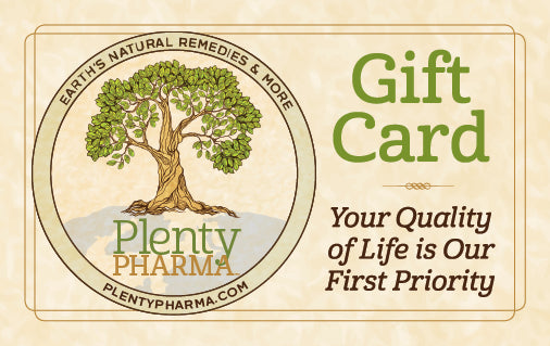 Gift Card - Plenty Pharma