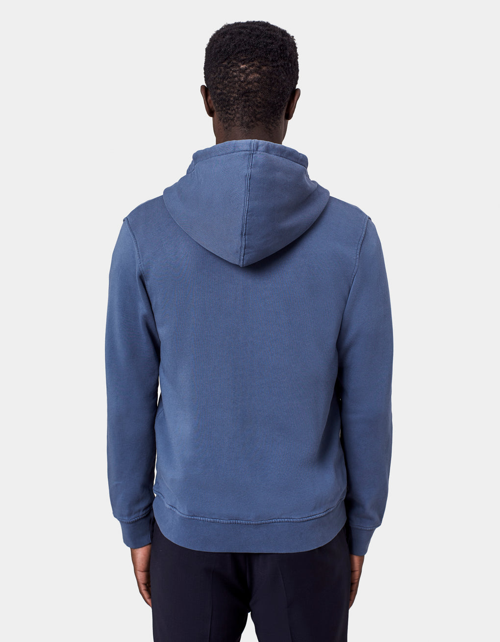 Colorful Standard Classic Organic Zip Hood Zip Hoodie Heather Grey