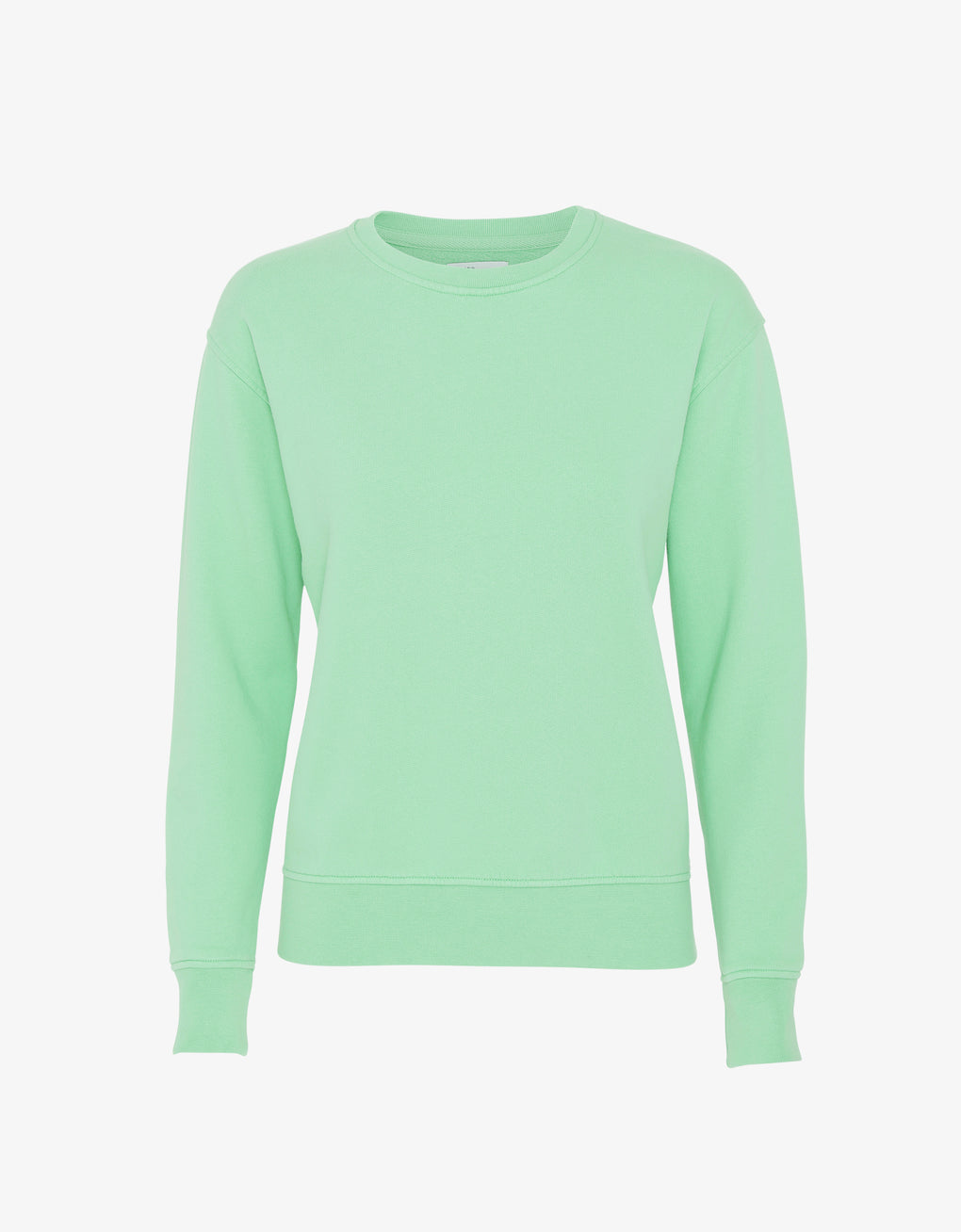 Colorful Standard Women Classic Organic Crew Women Crewneck Faded Mint