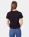 Colorful Standard Women Light Organic Tee Women T-shirt Deep Black