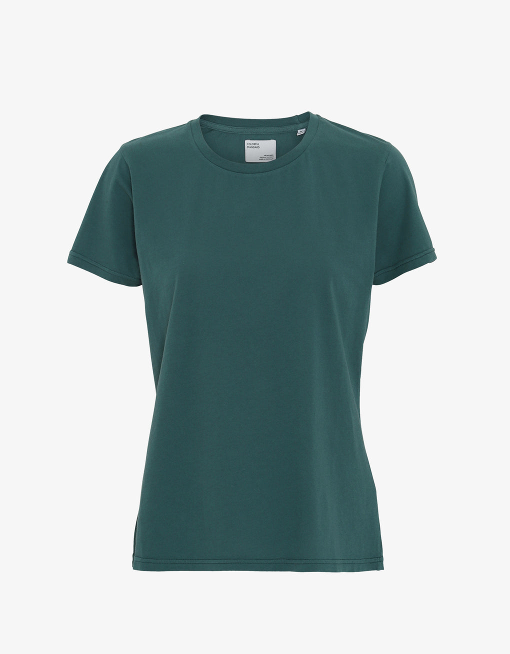 Colorful Standard Women Light Organic Tee Women T-shirt Ocean Green