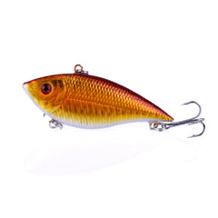 Gold Diving VIB Lure Lipless Crankbait HENGJIA