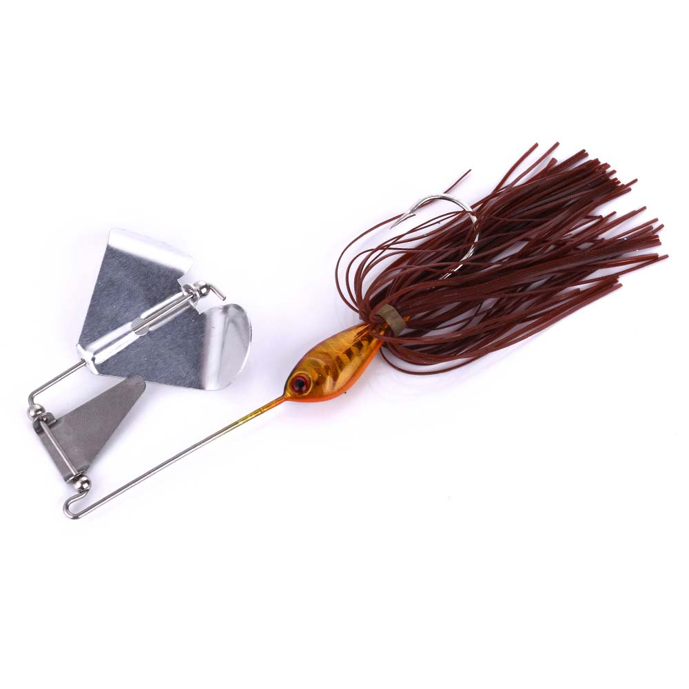 Buzzbaits-Spinnerbaits-with-Skirts-Blade-Fishing-Lure-Spoon-HENGJIA