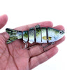 Image of 6sections-Multi-Jointed-Minnow-Fishing-Lures-Swimbait-Lure-HENGJIA