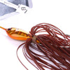 Image of Buzzbaits-Spinnerbaits-with-Skirts-Blade-Fishing-Lure-Spoon-HENGJIA