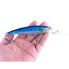 Image of Diving-Minnow-Bait Hard-Lures-Plastic-Wobbler-Fishing-Tackle-HENGJIA