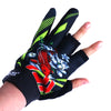 Image of Waterproof-3-Cut-Finger-Anti-slip-Non-Slip-Fishing-Gloves-HENGJIA