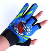 Image of Waterproof 3 Cut Finger Anti-slip Fishing Gloves HENGJIA