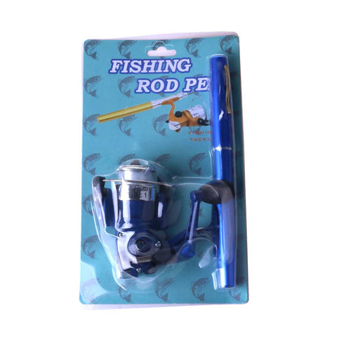 Portable-Aluminum-Alloy-Pocket-Pen-Shape-Fish-Fishing-Rod-Pole-HENGJIA