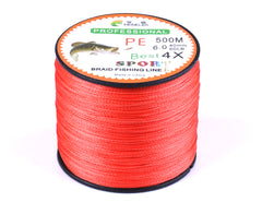500M Braided Fishing Line Multiple Colors HENGJIA