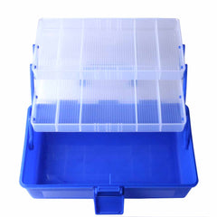 3 Layers Big Fishing Tackle Box HENGJIA